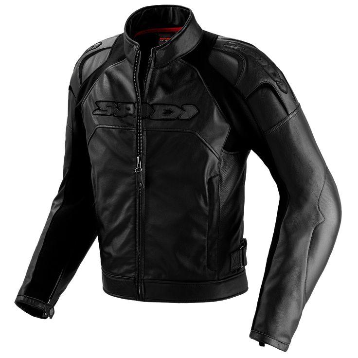 Spidi Darknight giacca perfetta per il motociclista amante del design e dell'alta qualità. È dedicata alle CafeRacer ed alle Drag bike, ma anche al mondo naked e cruiser. particolare design delle aree in materiale elasticizzato vestibilità senza pari