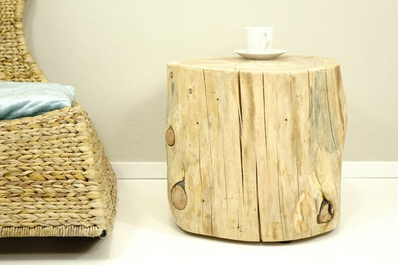 best 25 tree stump side table ideas on pinterest tree. Black Bedroom Furniture Sets. Home Design Ideas