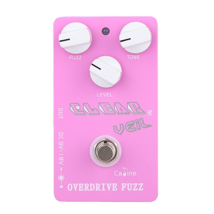 21.86$  Buy now - http://alin3f.shopchina.info/go.php?t=32693210635 - Guitar Pedal pedal de guitarra Caline Effect Pedal CP32 Pedals Pink Color Power Effect EA14  #shopstyle