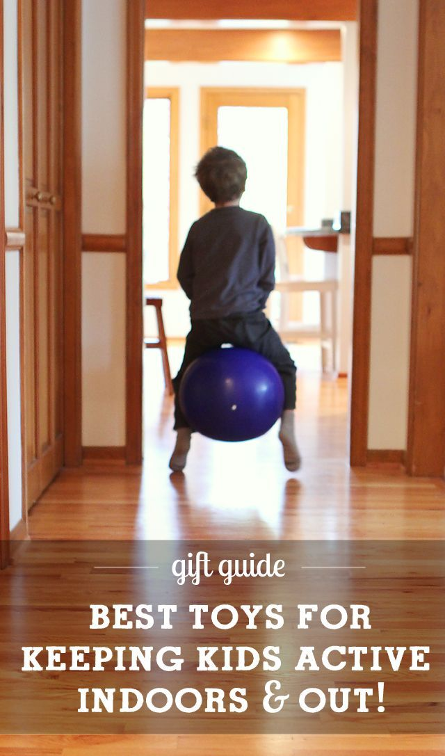 MPMK Toy Gift Guide: Best toys for keeping kids active - everything from yoga games to best beginner bikes and more. Great detailed descriptions and age recommendations for each pick- so helpful!!