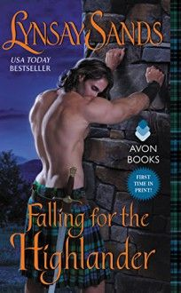 Falling for the Highlander - Lynsay Sands