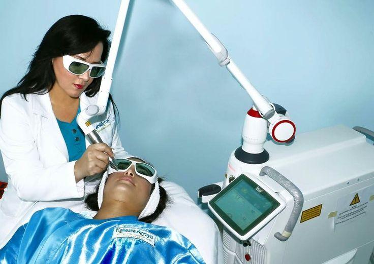 Kalieska Arroyo | Tratamiento Facial con Láser Fotona 4D