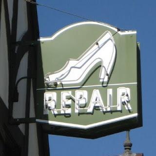 Shoe Repair Silverton Or