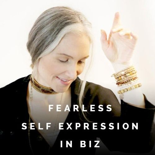 Fearless Self Expression in #Branding : A Soul Session  Meditation