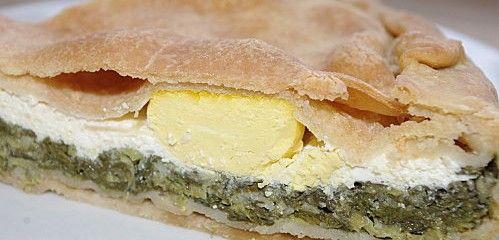 torta-pasqualina #genoa #streetfood