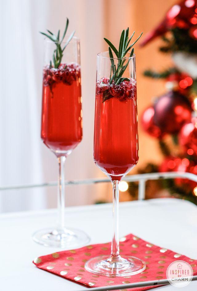 Drinks, Sparkling Pomegranate, Drinks Cocktails, Pomegranate Cocktails ...
