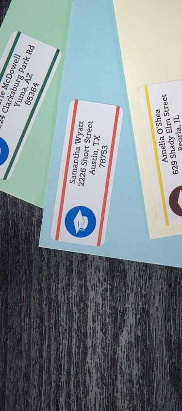 Celebrate graduation with custom labels from onlinelabels com perfect for address labels thank
