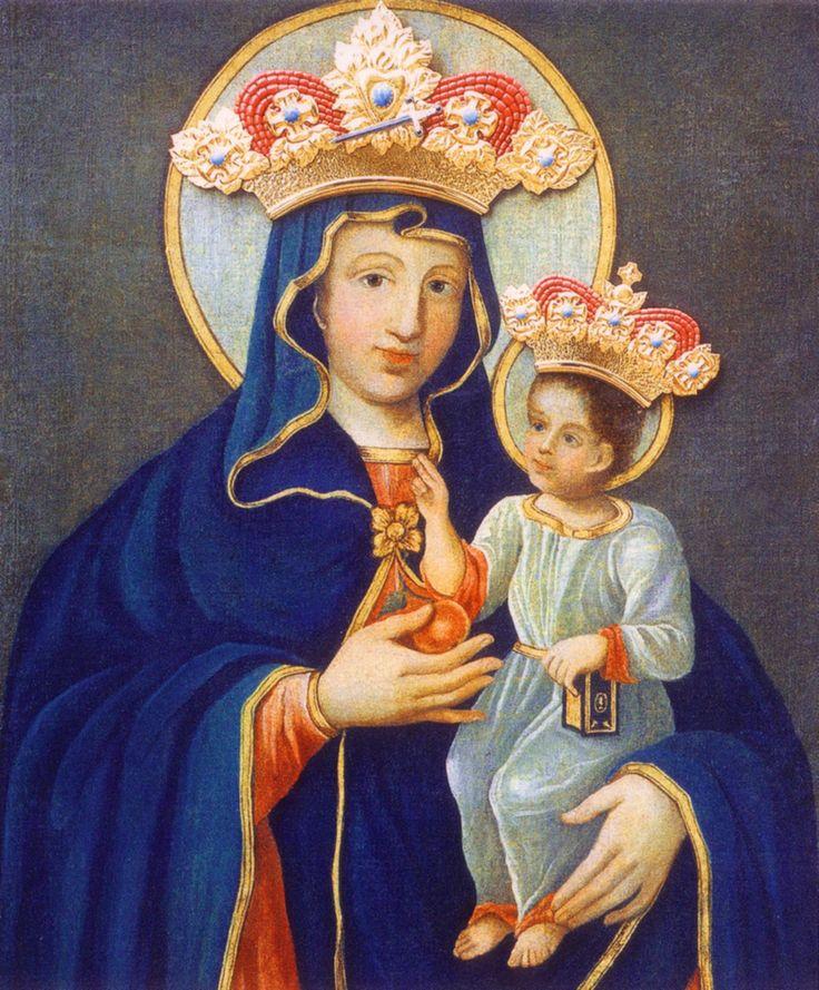 Obraz Matki Bożej, Sanktuarium Matki Bożej Matki Sprawiedliwości i Miłości Społecznej (Piekary)