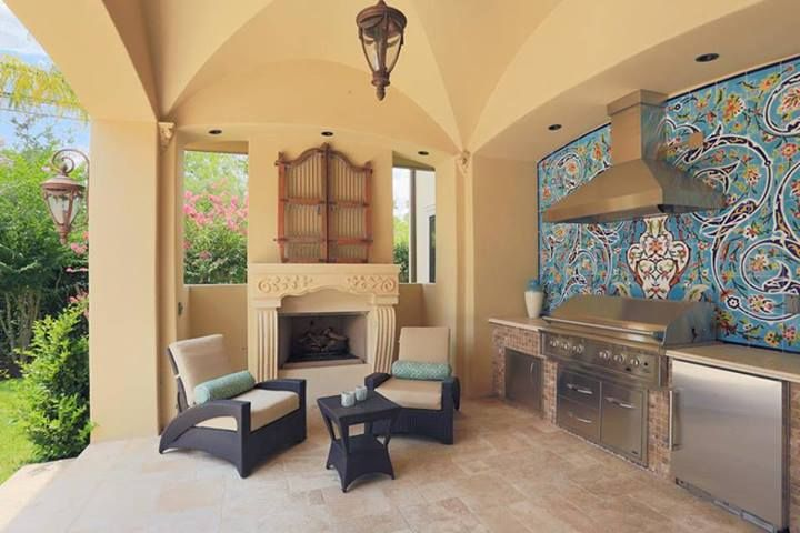 Outdoor Kitchen And Bbq Outdoors Pinterest Kitchens