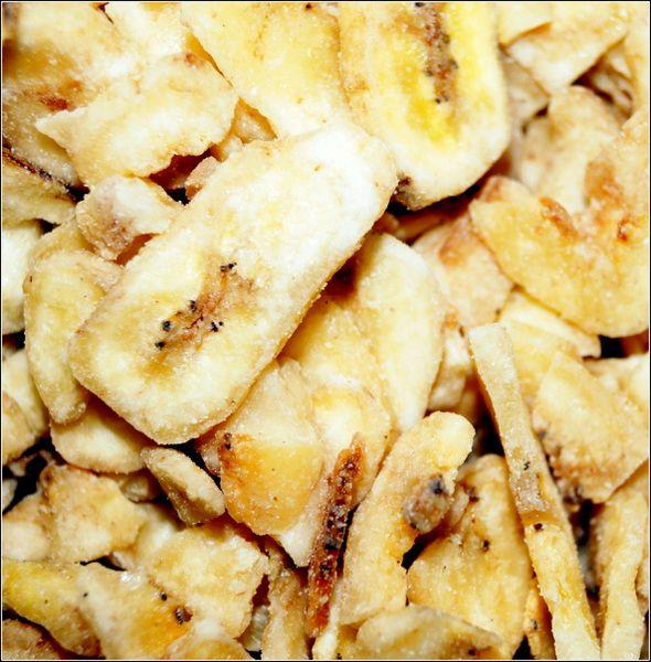 Тайланд банановые блины