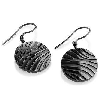 0576-03 Boccia Titanium Earrings