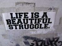 Careless Vibes: Life means Struggle