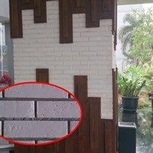 Dinding Bata Expose