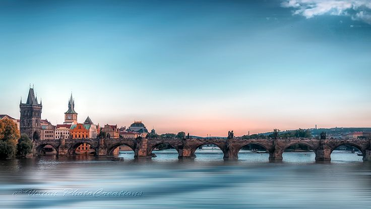 Prague, the old town