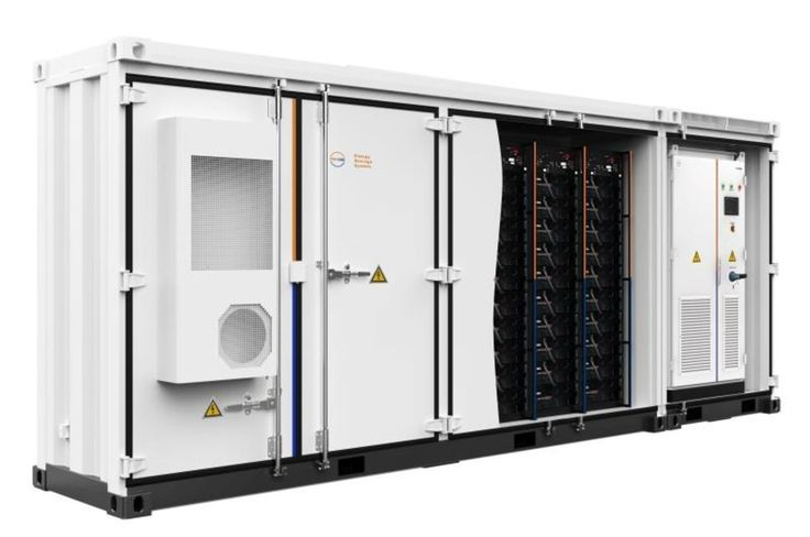 Sungrow Unveiled Turnkey Energy Storage System Solution for the North America Market_EnergyTrend PV