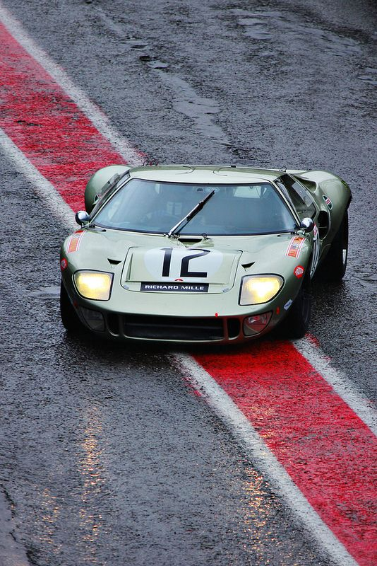 Ford GT40.:: Shared by The Lewis Hamilton Band :: http://www.lewishamiltonmusic.com