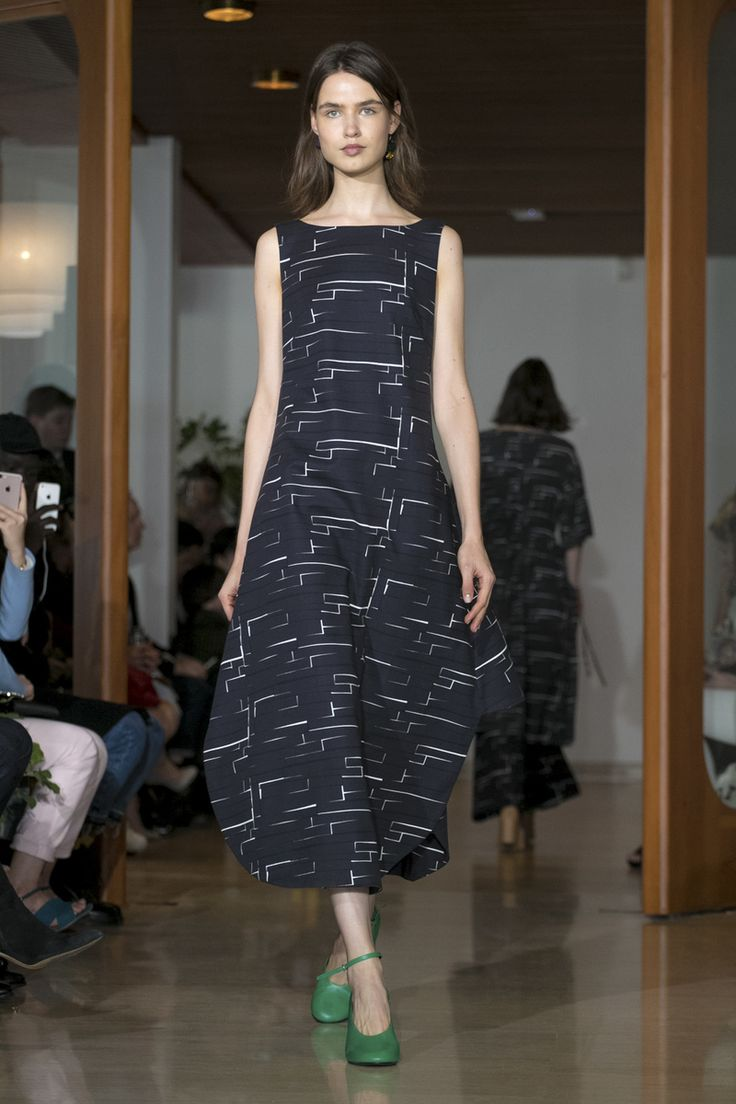 Marimekko Ready To Wear Spring Summer 2017 Paris