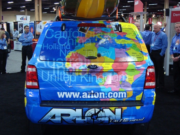 Arlon graphics launch new software colour palettes for their print media - INYOFACE