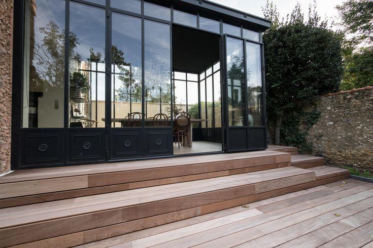 19 best terrasses en bois par la parqueterie nouvelle. Black Bedroom Furniture Sets. Home Design Ideas