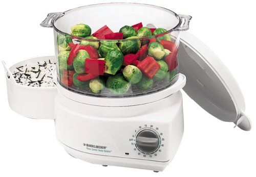 Electric Veggie Steamer ~ Best images about electric plastic food steamers on