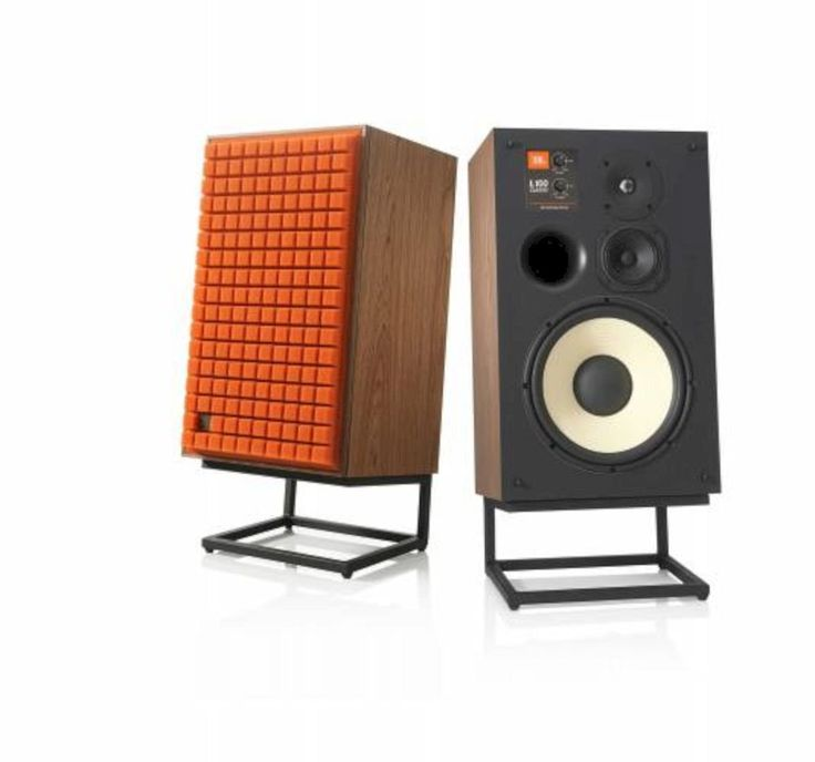 JBL L100 Classic The Modern Take On A TimeHonored Legend