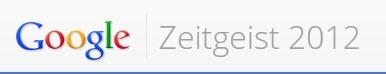 Google Zeitgeist 2012 Milyen szavakra kerestek 2012-ben?