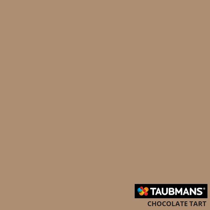 #Taubmanscolour #chocolatetart