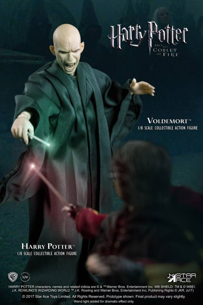Harry Potter The Deadly Hallows Lord Voldemort 1 8 Scale Af Voldemort Harry Lord Voldemort Harry Potter