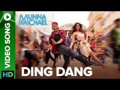 (53) Ding Dang - Video Song | Munna Michael 2017 | Tiger Shroff & Nidhhi Agerwal | Javed - Mohsin - YouTube