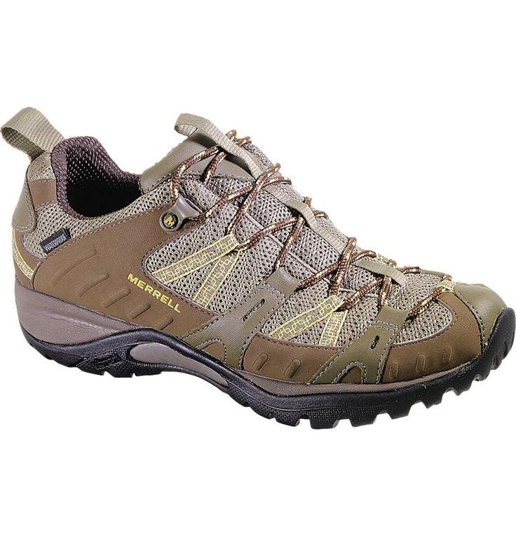 Siren Sport 2 Waterproof Wide Width - Women's - Hiking Shoes - J52410W | Merrell