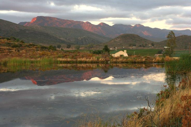 Uitvlugt Cottages and Camping Sites - Set in the picturesque McGregor surrounded by mountains, Uitvlugt offers a well balanced, quiet atmosphere with space to breath fresh mountain air and feel free.  Sit by the side of the dam like you did ... #weekendgetaways #mcgregor #southafrica