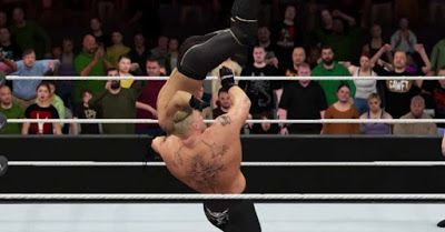 WWE 2K16 Free Download For PC
