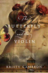 Today, August 6, you can snag the highly rated novel, The Butterfly and the Violin, for only $7!