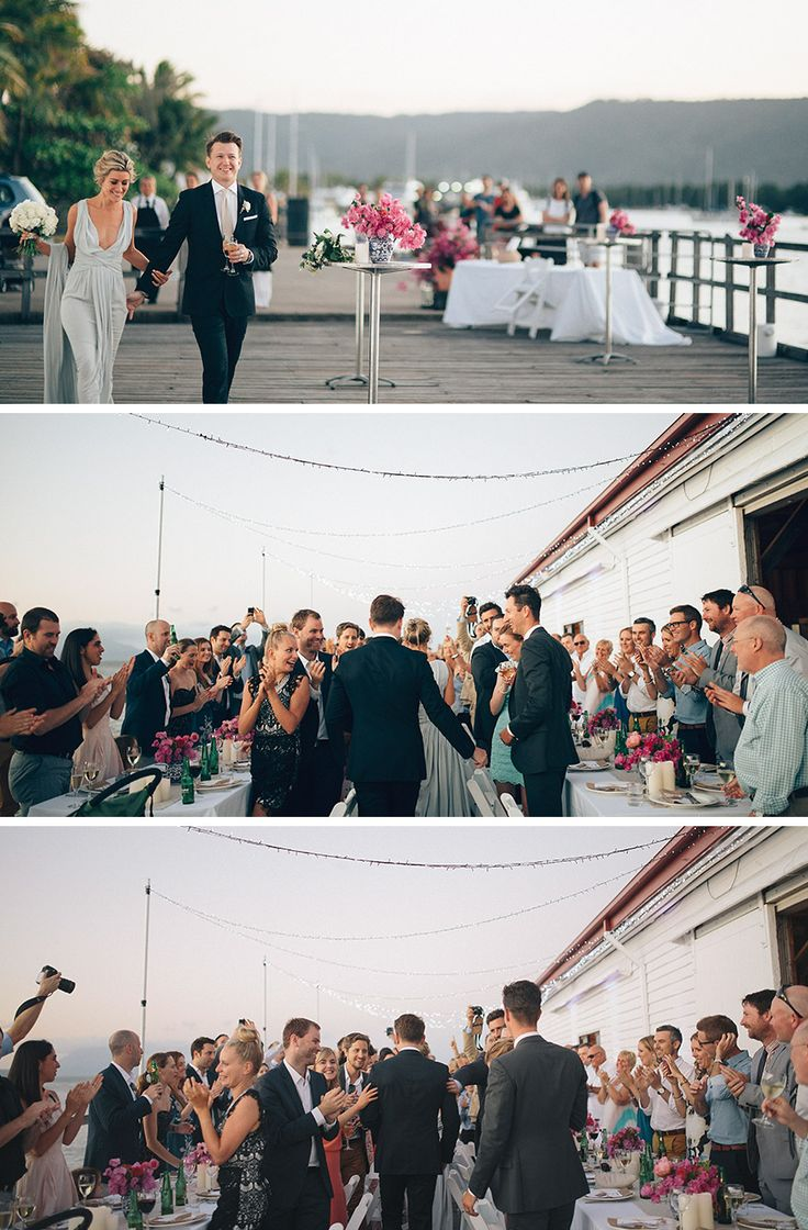 Mediterranian wedding, reception decor. Beach Wedding. Pink, Moroccan, Portugal.  Photos of Port Douglas Wedding | James and Michaela by www.richardgrainger.com.au  Port Douglas, Queensland Australia wedding