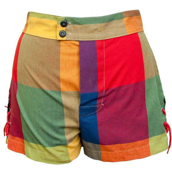 best 25 vintage high waisted shorts ideas on pinterest