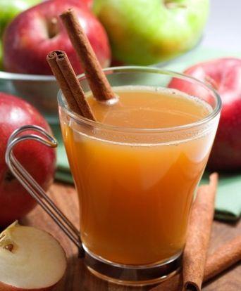 "Hot Mulled Cider #Recipe (using ""True Orange"" packets)"