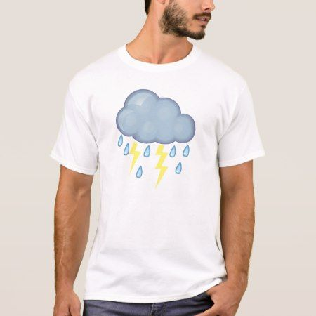 Stormy Weather T-Shirt - click to get yours right now!