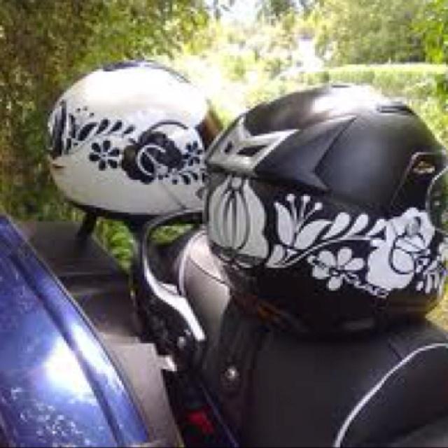 Kalocsai helmets