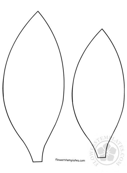 image result for sunflower petal template