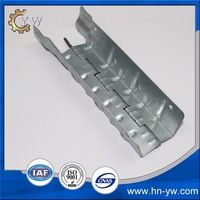 the durable pallet collar hinges good quality wooden Pallet collar steel hinge for furniture hardware