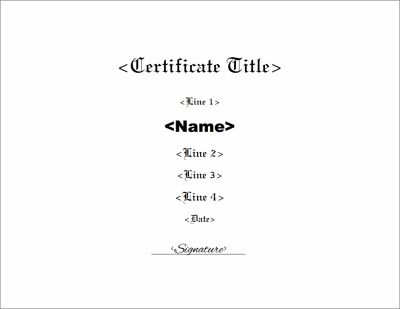 The 25+ best Blank certificate template ideas on Pinterest Blank - free templates for certificates of completion