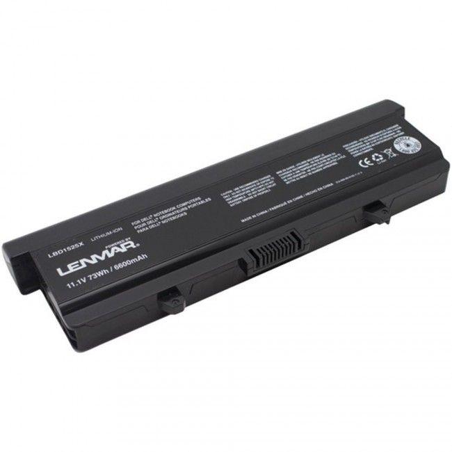 Lenmar LBD1525X Extended Battery for Dell Inspiron 1525 1526 1545 1546 Laptops - http://novatechwholesale.com/blog/lenmar-lbd1525x-extended-battery-for-dell-inspiron-1525-1526-1545-1546-laptops/