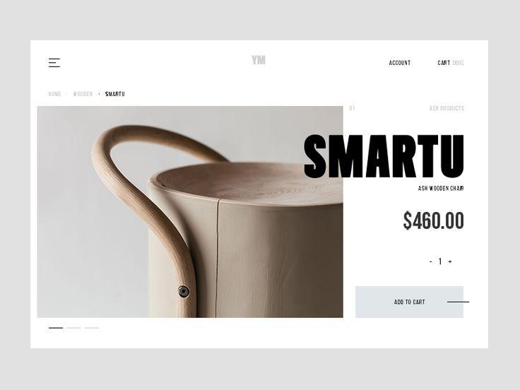 Wooden Furniture item  by Zhenya & Artem