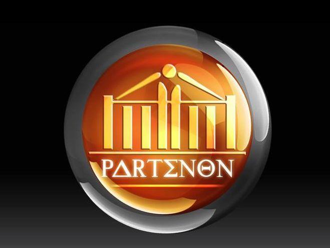 #diseño de identidad #visual para #Gimnasio Partenon #gym #logotype
