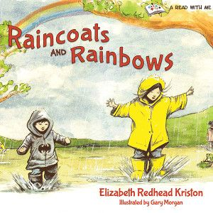"""Product Code: RR11 Friendly Questions and Predicting By Elizabeth Redhead Kriston, CCC-SLP Illustrated by Gary Morgan """"Raincoats and Rainbows. Sweaters and Soup. That's what I like. What do YOU like?"""""""
