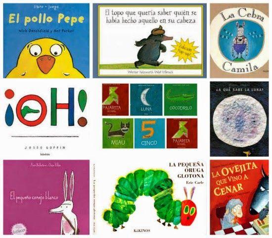 Recomendación de cuentos y libros infantiles imprescindibles, que creemos que todo niño de entre 0 y 6 años debería leer algún día.