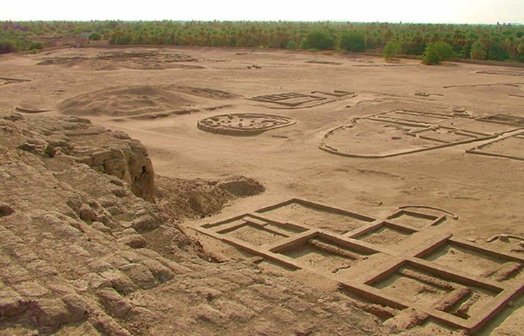 The Forgotten Kingdom of #Kerma and Its Incredible Deffufas