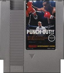 Mike Tyson's Punch-Out! - NES Game