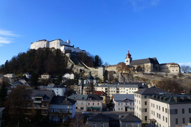 Salzburg Südansicht