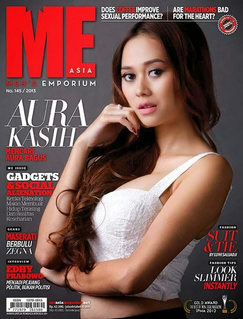 Magazines - The Charmer Pages : Aura Kasih for MEAsia Magazine 2013